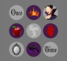 Regina Mills, Once Upon a Time by yourfriendelle