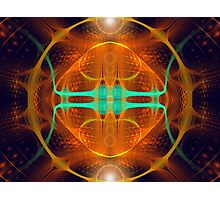 FUT#4: You Light Up My Matrix  (G0926) Photographic Print