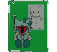 SOLO and FETT KITTY iPad Case/Skin