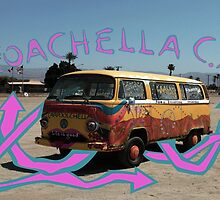 Coachella Bus by Connor McCann