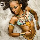 """Egyptian Princess"" by Sharon Hodges"