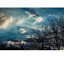 Sunset Joy Photographic Print