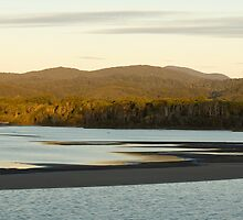 Macquarie Harbour by Marie Watt