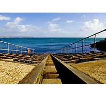 Slipway Photographic Print