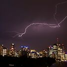 Brisbane Lightning III by GabrielK