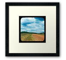 Beatrice Farm Framed Print