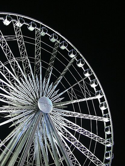 The Royal Windsor Wheel by Colin J Williams Photography
