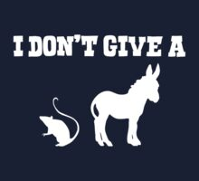 I don't give a rats ass by bakery