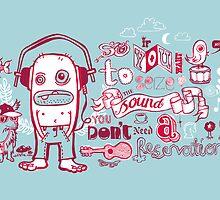 Seize the sound by Steve Leadbeater