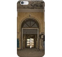 and then there was silence iPhone Case/Skin