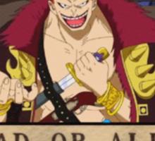 Wanted Kid - One Piece Sticker