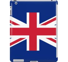 Flag of Great Britain - UK Flag Duvet Cover Sticker and Shirt iPad Case/Skin