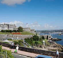 Welcome to Plymouth by DonDavisUK