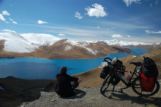 Roof of the World, Tibet by Peter Gostelow