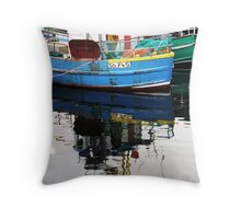 Burtonport Dungloe Co. Donegal Ireland Throw Pillow