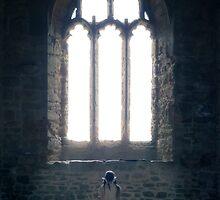 girl in church by Joana Kruse
