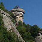 Chimney Rock State Park by Anna Lisa Yoder