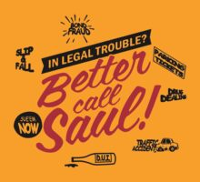 Need legal help? Better call Saul. by TheCinnaman357