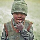 Boy at Hushe Village Pakistan by gondwana