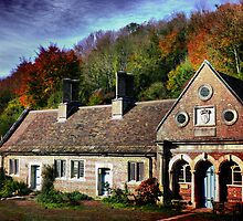 The Alms Houses at Milton Abbas by A90Six