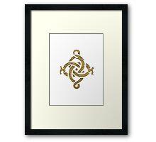 The Order. -3 Framed Print