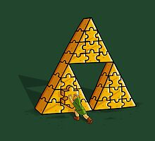 Triforce completed (v2) by IdeasConPatatas