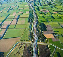 Canterbury Plains by Neil