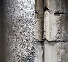 Concrete Blocks by lennieslights