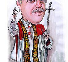 IAN the Aussie Pope by sarasen
