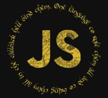 JavaScript - One language to rule them all by carlos-azaustre