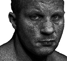 Fedor Emelianenko by cordug