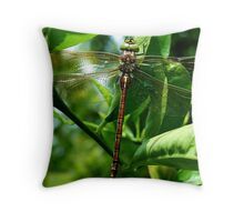 Lost in Vegetation!! Throw Pillow