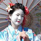 Geisha Girl by SarahCook