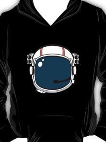 Astronaut Helmet T-Shirt