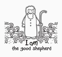 I AM THE GOOD SHEPHERD   Kids Clothes