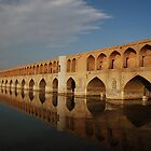 Esfahan, Iran by Peter Gostelow