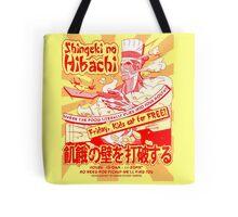 Shingeki no Hibachi (Attack on Hibachi) Tote Bag