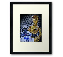 The Game is Afoot, Sir Framed Print