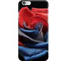 Raindrops on Rose iPhone Case/Skin