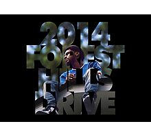 J Cole 2014 Forest Hills Drive Photographic Print