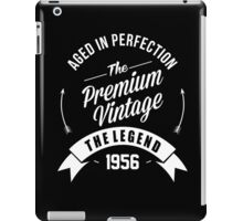 Vintage 1956 Aged To Perfection iPad Case/Skin