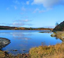 Loch Rotmell in Autumnal Weather by Braedene
