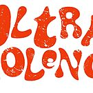 Ultra Violence (A Clockwork Orange inspired)  by LamericaTees