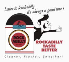 Rockabilly Teste Better by NanoBarbero