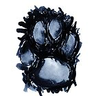Scottie Dog Paw by archyscottie