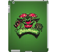 Team Grass Types -  Solar Beams iPad Case/Skin
