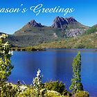 Dove Lake, Season's Greetings by Steven Weeks
