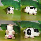 Mooooo Cow by ScarletDragnfly