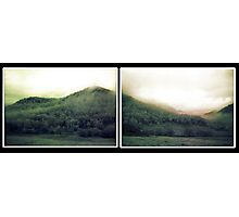 muted landscape #4 Photographic Print