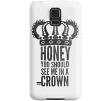 In A Crown Samsung Galaxy Case/Skin